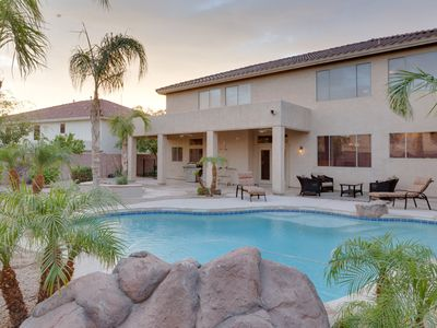 Photo for 5BR House Vacation Rental in Litchfield Park, Arizona