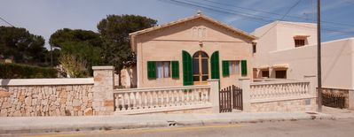 Photo for Casa Maremar, in a picturesque location of Cala Figuera, payable air conditioning