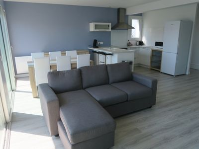 Photo for 3BR Apartment Vacation Rental in Saint-Malo, Bretagne