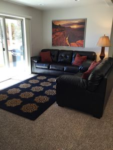 Photo for MOAB ARCHES ADVENTURE AWAITS, Ground Floor, 3 bedroom condo, pool,spa, deals av