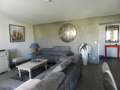 Photo for 4 room apartment in a very sought after residence in L'Ile Rousse
