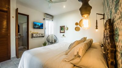 Photo for Award Winning BRIC Hotel and Spa in Playa del Carmen. Room #17