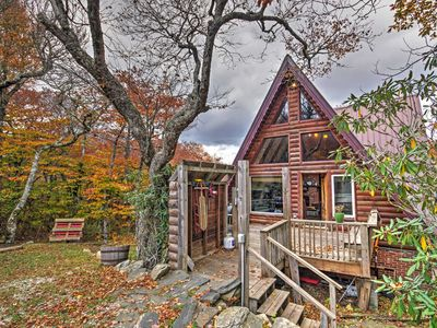 Photo for 4BR Cabin Vacation Rental in Beech Mountain, North Carolina