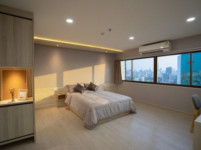 Photo for Brand new 70 SQM room -Only one step from BTS Ari