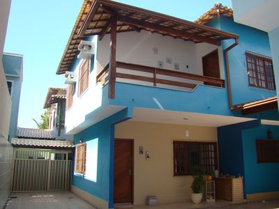 Photo for For family: 2 Bedrooms center / beach in Rio das Ostras - 1 suite, 2 floors