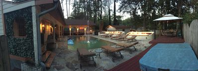 Photo for ATLANTA-BUCKHEAD-BROOKHAVEN  4/4 Rental home w/ Pool, hot tub, fitness