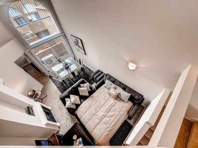 Photo for H3 -Gorgeous Multi Level San Diego Loft - Work or Escape Free Parking - #1 Location!