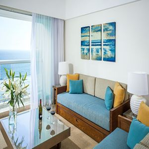 Photo for One bedroom unit in a beach side Hotel Resort