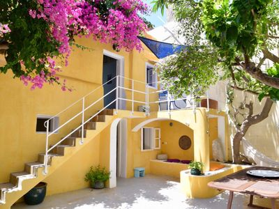 Photo for Beautiful spacious two storey house, situated in the Palace of Knights area.