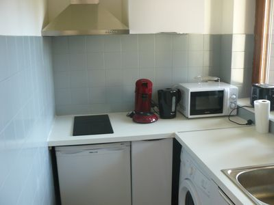 Photo for Nice T1 Bis ideally located, parking, wifi