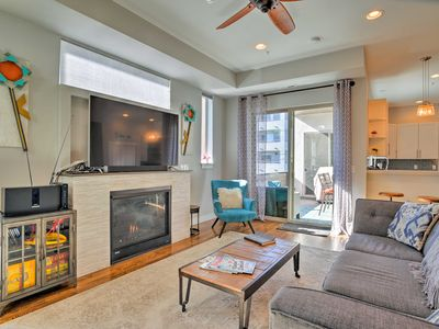 Photo for Luxe Condo w/Private Patio - Walk to DT Littleton!