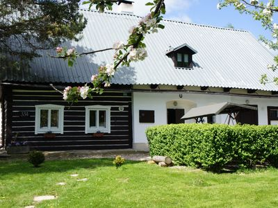 Beautiful holiday home in the middle of the nature reserve Adršpach Adršpacher Felsen