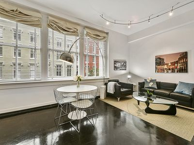 Chic New Orleans Loft (Unit 1) Blocks from French Quarter