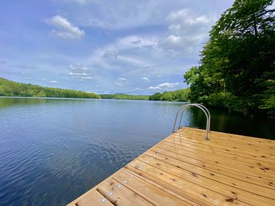 Photo for Peaceful waterfront getaway full of attractions year round!