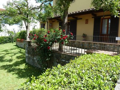 Photo for La Casina apartment in the center of Greve
