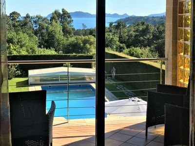 Photo for 3BR Apartment Vacation Rental in Cangas do Morrazo