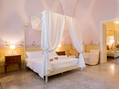 Photo for Palazzo Ashian - Two-Bedroom Apartment - Presicce