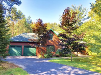 Book Holiday's Now- Spacious & Private Adirondack Home