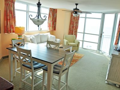 Photo for Oceanfront 2BR/2BA PRINCE RESORT located at 3500 N Ocean Blvd