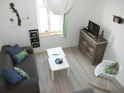 Photo for Cozy house close to the harbor and the aquarium