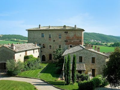 Photo for 1BR Apartment Vacation Rental in Marsciano, Umbria