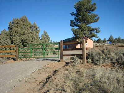 Photo for Lake Heron Guest House,  Russell Ridge Ranch, Chama New Mexico
