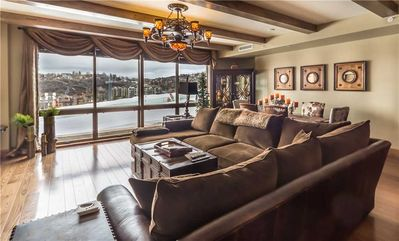 Photo for Edgemont 2305: 2 BR / 2 BA condo in Steamboat Springs, Sleeps 6