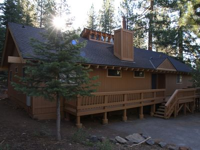 Photo for 4 Bedroom 3 Bath House - Great for Two Families - One of first on Shuttle Route.