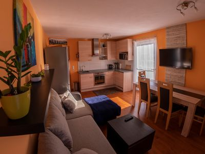 Photo for Family & Freelance Apartment in the center of Ski Amadé