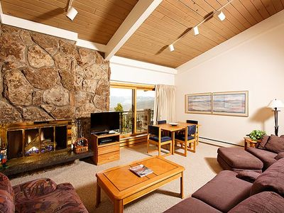 Photo for 1 Bedroom, Plus Loft, With Lots of Beds and Steps from the Slopes