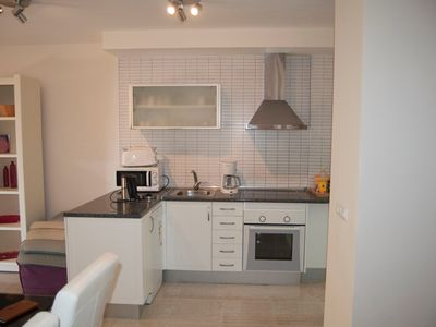Photo for Nice apartment for 4-5 people with communal pool in the Cala Mandia