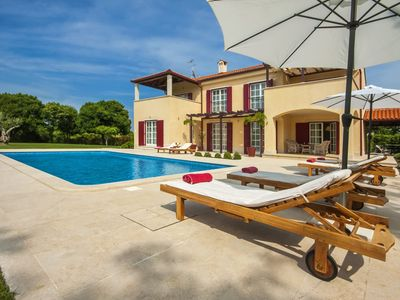Photo for Beautiful Villa Mirna, in Istria, with a Pool