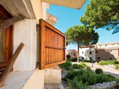 Photo for Apartment Residence Pineta Uno (BSA141) in Baia Sardinia - 4 persons, 2 bedrooms