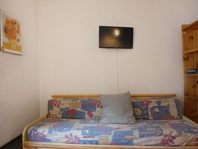 Photo for Apartment in the center of Chamonix with Lift, Internet, Balcony (102775)