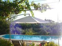 A lovely, green, hide-away in the heart of Provence