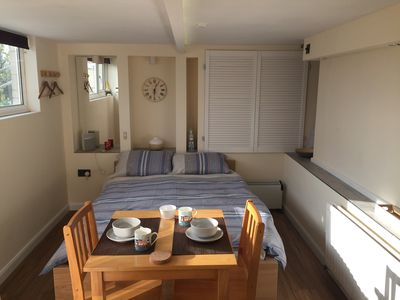 Photo for 1BR Apartment Vacation Rental in Weymouth, England