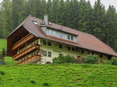Photo for Apartment with balcony on the edge of the beautiful forest, in the Black Forest