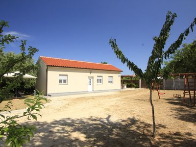Photo for Holiday house GordanaM  - Vrsi, Zadar riviera, Croatia