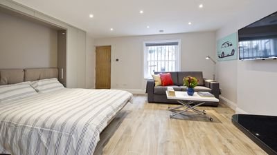 Photo for Stylish Notting Hill Studio Flat that can sleep 4 people