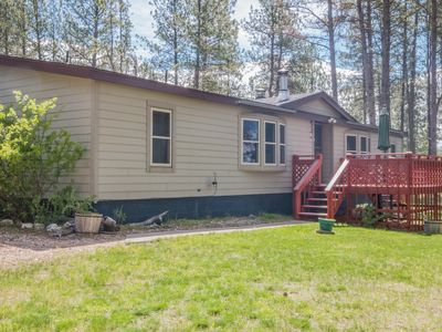 Photo for 4BR Mobile Home Vacation Rental in Custer, South Dakota