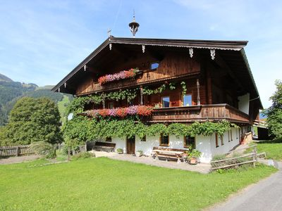 Photo for Rustic, cosy apartment in Kirchberg, only 1200 metres to the ski lift & slope