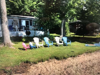 Photo for 3 Season Cottage - Shadow Lake,  Coboconk - Perfect for Family, Adults & Kids