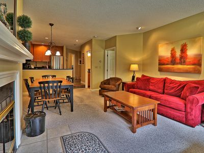 Photo for 3 bedroom ski on/off Okemo condo located in Winterplace, Newly Updated Unit.
