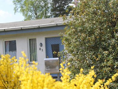 Photo for Holiday home directly in the Baltic Sea resort Zingst - Holiday home with fireplace and terrace 5 Pers.