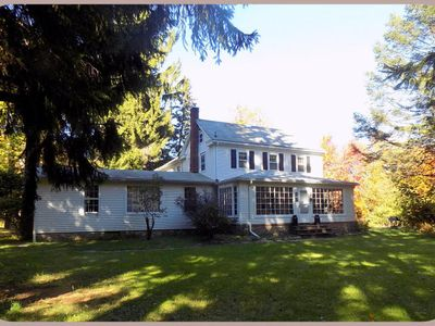 Photo for 5BR Country House / Chateau Vacation Rental in Canadensis, Pennsylvania