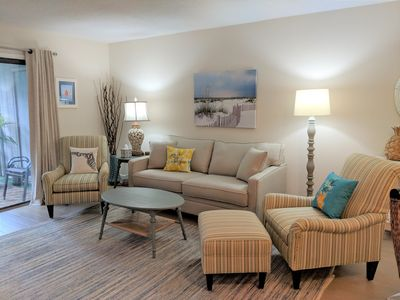 Photo for REMODELED and PEACEFUL 2BR/2BA Beach Getaway