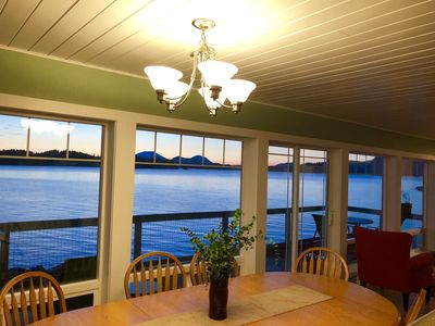 Photo for Gorgeous 3 Bedroom, 3 Bath Waterfront House!