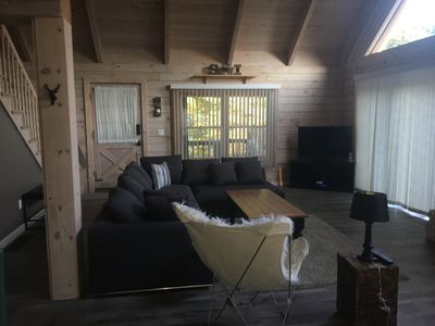 Photo for Completely remodeled chalet close to downtown Ellicottville!