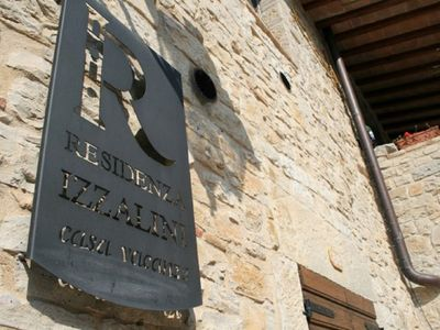 Photo for The house is integrated in the medieval village of Izzalini, close to the Castle.