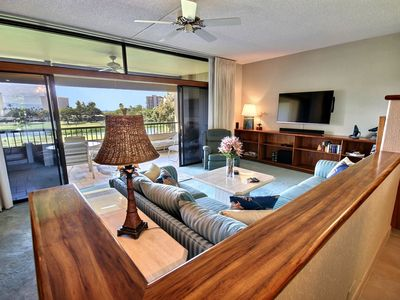 Photo for A family who Plays Together Stays Together! Kaanapali Royal E302 2 bdrm/2bath